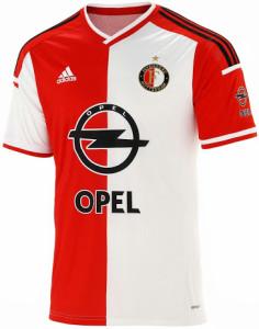 Feyenoord 2015 maillot domicile
