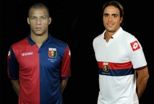Genoa 2015 maillots de football 2014 2015