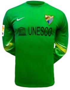 Malaga 2015 maillot gardien football 14-15