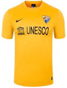 Malaga 2015 maillot third 14 15