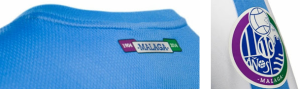 Malaga patch 110 ans 2014-2015