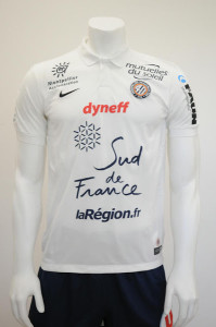 Montpellier 2015 maillot exterieur football