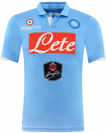tenue de foot Napoli Tenue de match