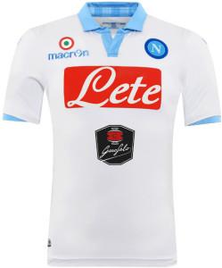 Naples 2015 troisieme maillot third foot