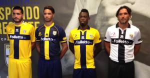 Parme 2015 les maillots de football