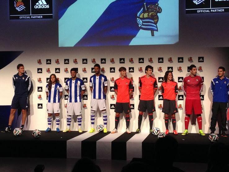 survetement Real Sociedad 2017