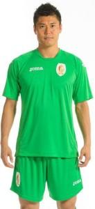 Standard de Liege 2015 maillot de gardien vert
