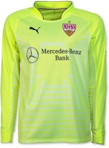 Stuttgart 2015 maillot foot gardien