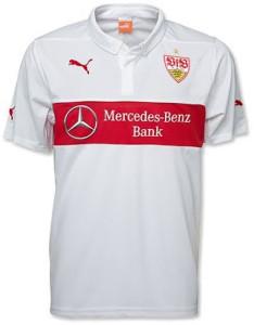 Stuttgart 2015 maillot foot domicile