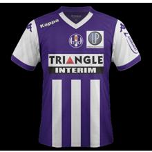 Toulouse 2015 maillot domicile