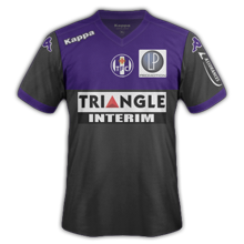 Toulouse 2015 maillot third