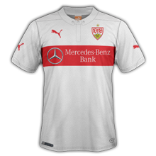 les nouveaux maillots vfb stuttgart 2015 d voil s maillots foot actu. Black Bedroom Furniture Sets. Home Design Ideas