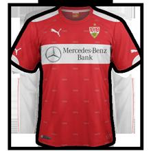 VFB Stuttgart 2015 maillot foot exterieur