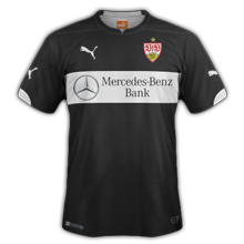 VFB Stuttgart 2015 troisieme maillot foot third