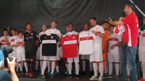 VfB Stuttgart 2015 maillots de football 14 15