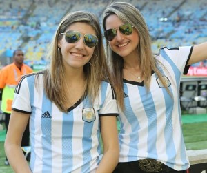 argentine babes sexy coupe du monde 2014 maillot domicile argentine