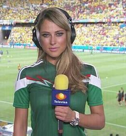 mexique babe mexicaine maillot mexique 2014