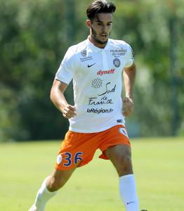Montpellier 2015 HSC maillot exterieur football
