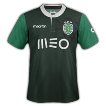 sporting 2015 maillot ligue des champions