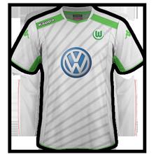 wolfsbourg 2015 maillot exterieur
