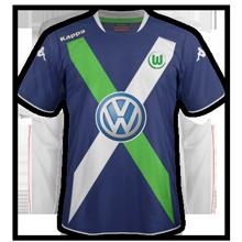 wolfsbourg 2015 maillot third