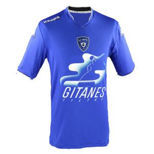 Maillot de foot Bastia Gitanes