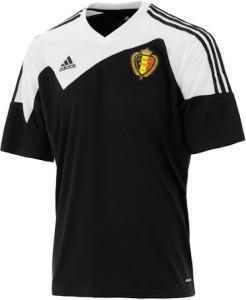 Maillot de foot Belgique 2015 extérieur