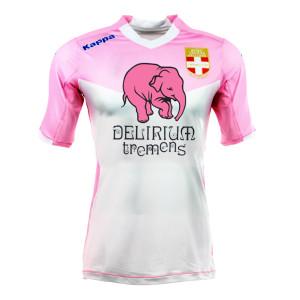 Le maillot de foot Evian ETG Delirium Tremens