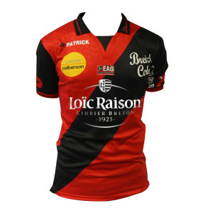 Maillot de football de Guingamp Loic Raison