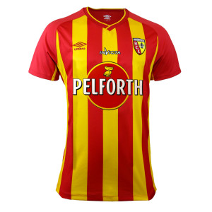 Le maillot de football Lens Pelforth