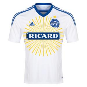 Maillot de foot Ricard OM Marseille