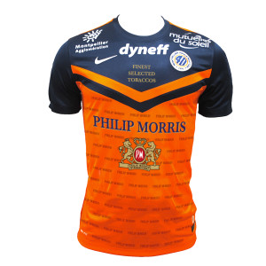 Maillot de football Montpellier MHSC Philip Morris