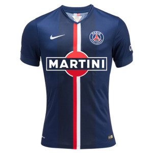 Maillot de football PSG Paris Martini