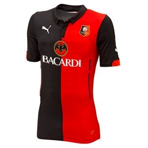 Maillot de foot Rennes Bacardi