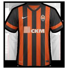Shakhtar Donetsk 2015 maillot domicile