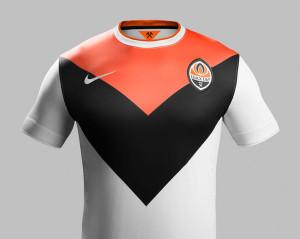 Shakhtar Donetsk 2015 maillot exterieur