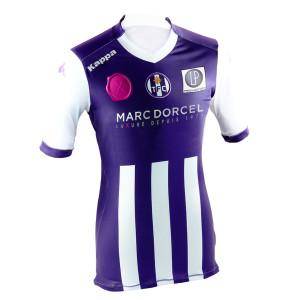 Maillot de foot Toulouse Dorcel