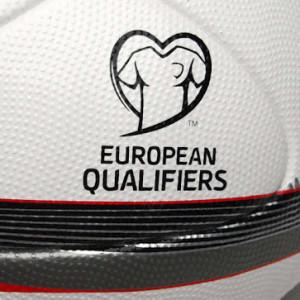 Ballon Euro 2016 European Qualifiers