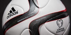 Ballon Euro 2016 qualifications Adidas