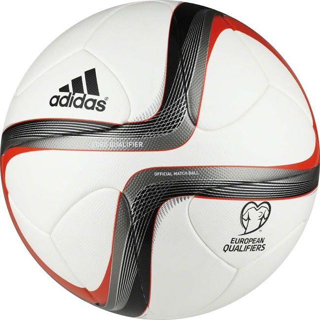 Ballon de foot officiel qualifications euro 2016 maillots foot actu - Qualification coupe du monde 2015 ...