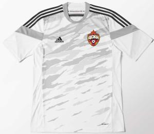 CSKA Moscou 2015 maillot exterieur de foot