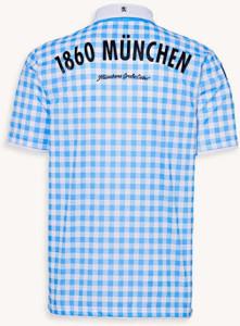 Munich 1860 dos maillot de foot Oktoberfest 2014 2015