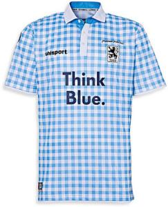 Munich 1860 maillot de foot Oktoberfest 2014 2015