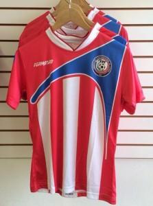 Porto Rico maillot de foot 2014