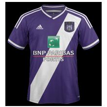 RSC Anderlecht 2015 maillot domicile de football