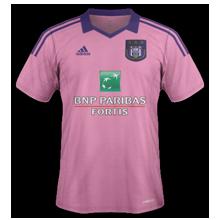 RSC Anderlecht 2015 maillot exterieur de football