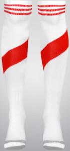 River Plate 2015 chaussettes de foot domicile