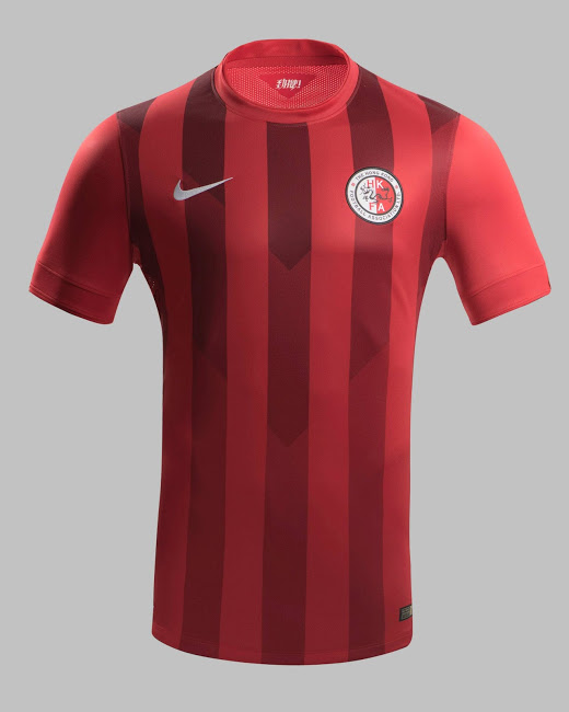 Hong Kong 2015 maillot domicile football