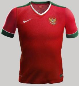 Indonésie 2015 maillot foot domicile 14 15 16