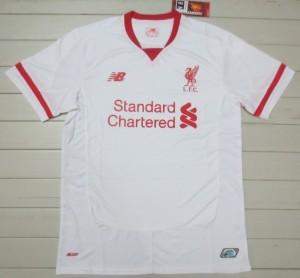 Liverpool 2016 maillot exterieur 15-16 NB